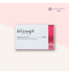 JILGYUNGYI PRO (First Package) 10 เม็ด